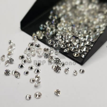 7 to 13 pointer H/I Color SI Purity 2.70 TO 3.20 MM (Eleven) Natural Diamonds