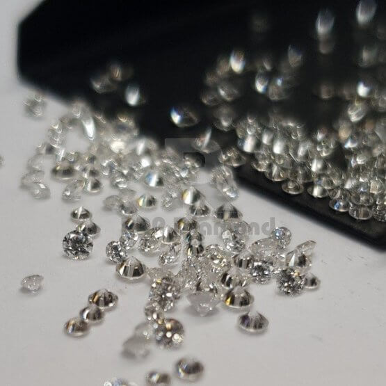 F G Color 2.7 To 3.2 MM Diamond