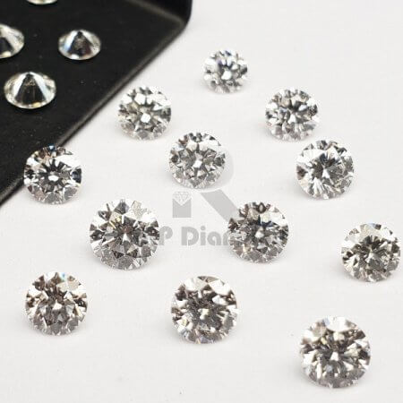 19 to 32 pointer D/E Color VS Purity 3.70 TO 4.40 MM (Sixteen) Natural Diamonds