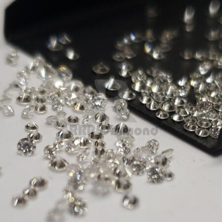 7 to 13 pointer H/I Color I Purity 2.70 TO 3.20 MM (Eleven) Natural Diamonds