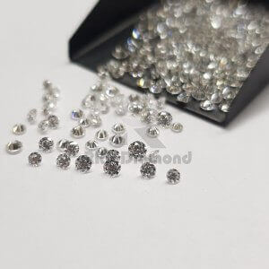 19 To 32 Pointer F/G Color SI Purity 3.70 TO 4.40 MM (Sixteen) Natural Diamonds