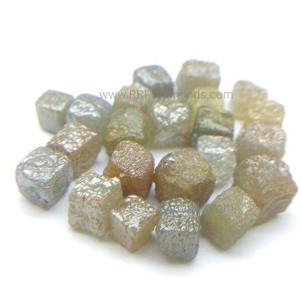 Natural Cubs Raw Rough Diamond