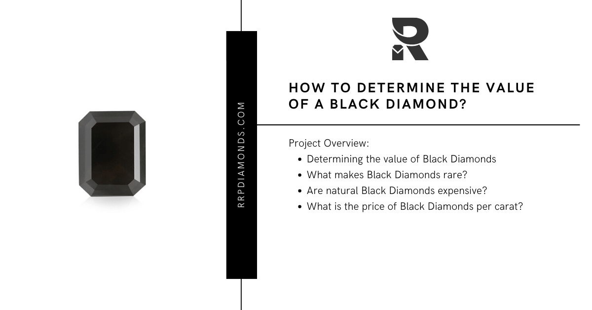 value of black diamonds