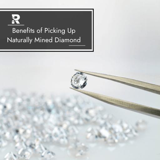 diamond benefits