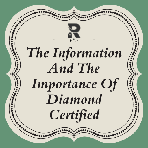 diamond certificate guide
